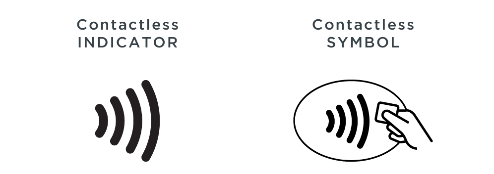 EMV Contactless Symbol